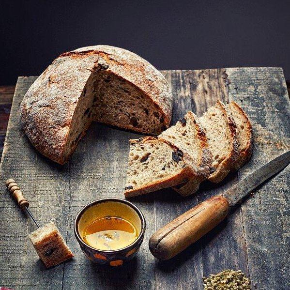 240 derece artisan ekmek
