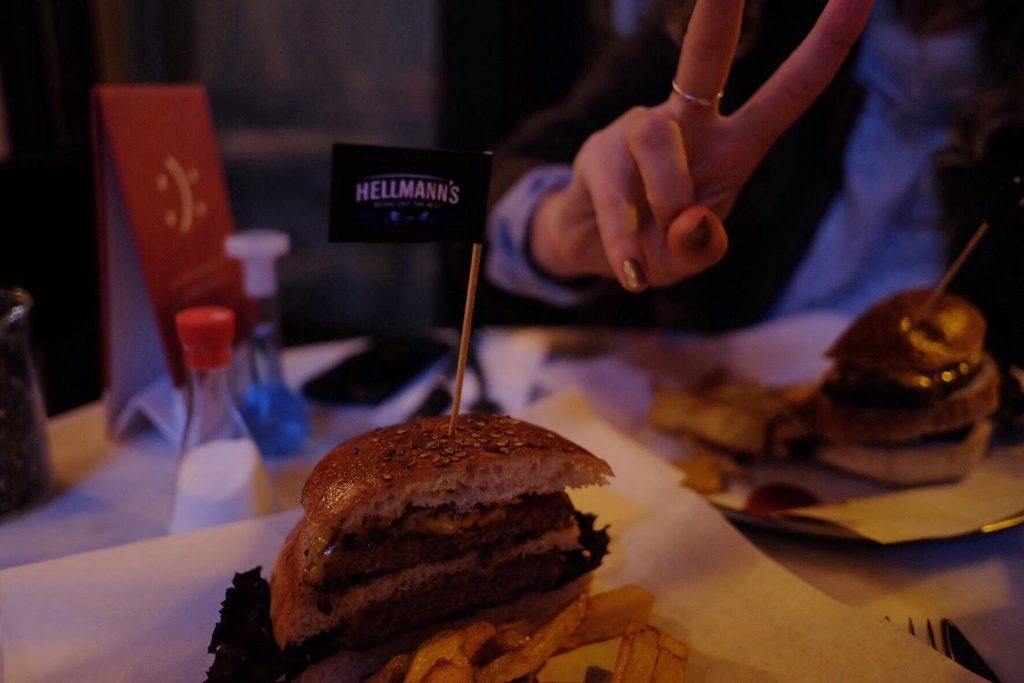 Hellmann's Burger Fest, 2-4 Ekim (1)