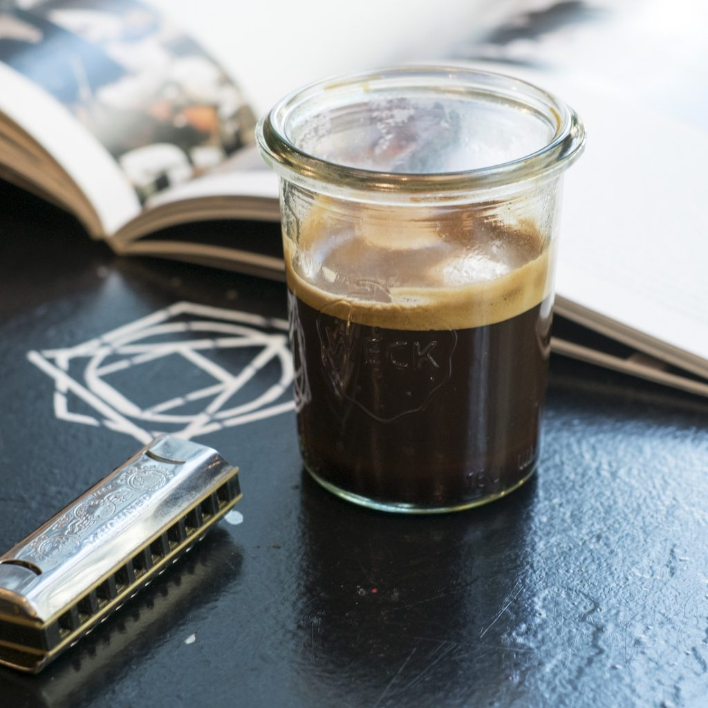 Prototype kahve