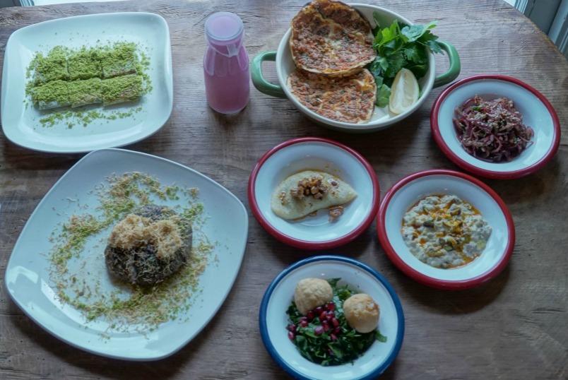 any yöresel lezzetler refika birgül 4