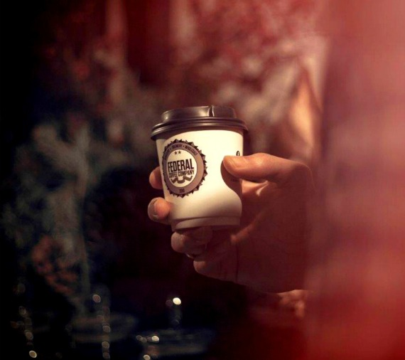 federal coffee galata