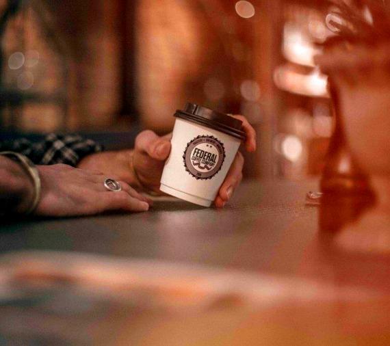 federal coffee galata nerede