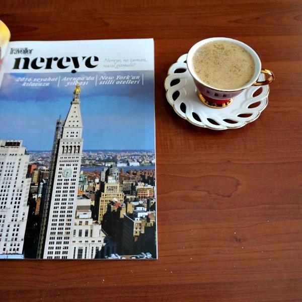 sütlü türk kahvesi nasıl yapılır