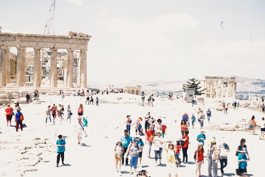 Akropolis - kalp
