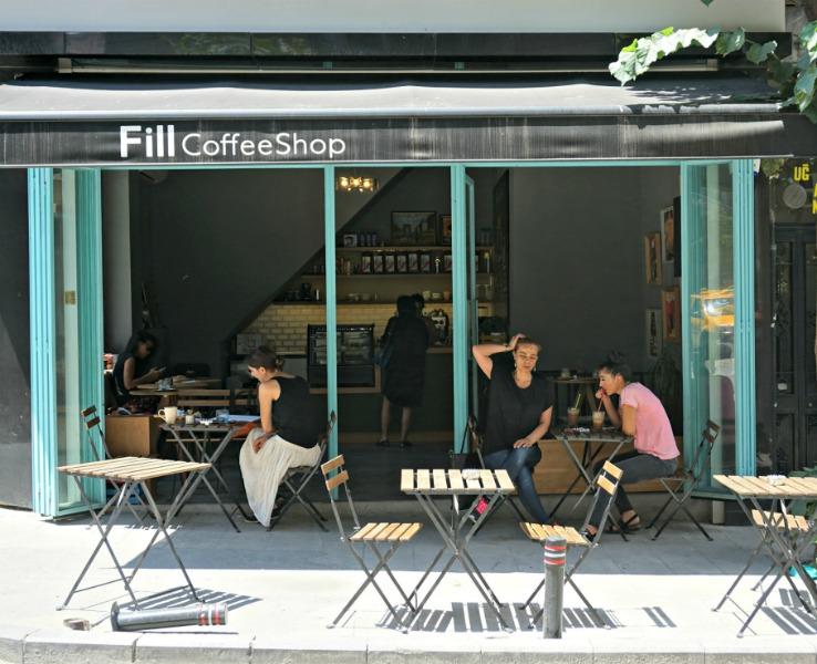 fill coffee shop kurtuluş_ KURTULUŞ'UN UĞRAK NOKTANIZ OLABİLECEK İKİ MEKANI