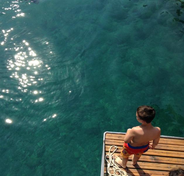 KAŞ'TA NEREDE NE YENİR deniz