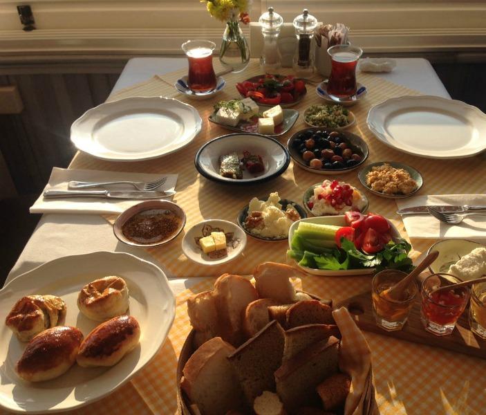 Sultanahmet'te Doyurucu Kahvaltı; Saade Kahvaltı 3