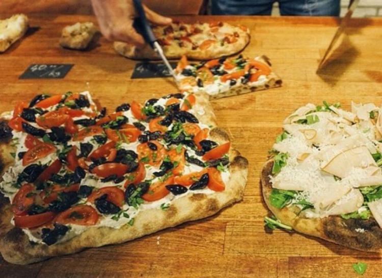 Kadıköy Moda'da Uğramanız Gereken İtalyan Pizzacılar 3