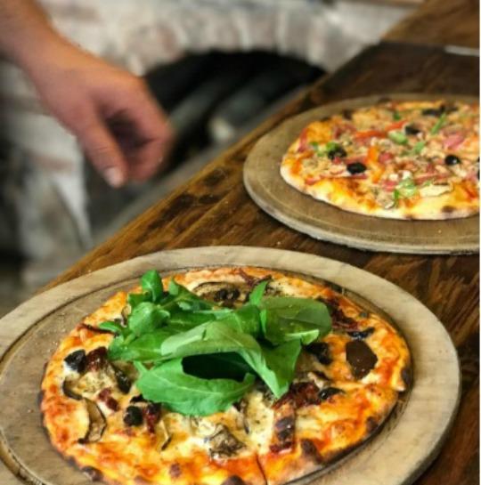 Kadıköy Moda'da Uğramanız Gereken İtalyan Pizzacılar 2