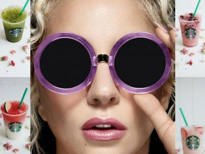 Starbucks ve Lady Gaga El Ele