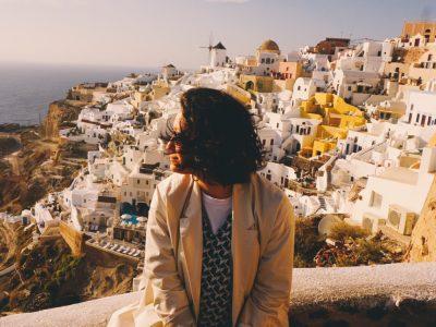 Santorini | Gitmesek Olmaz Mı?