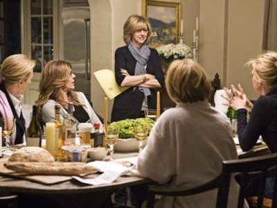 Yönetmen Nancy Meyers Sevdiği Yemek Sahnelerini Anlatıyor